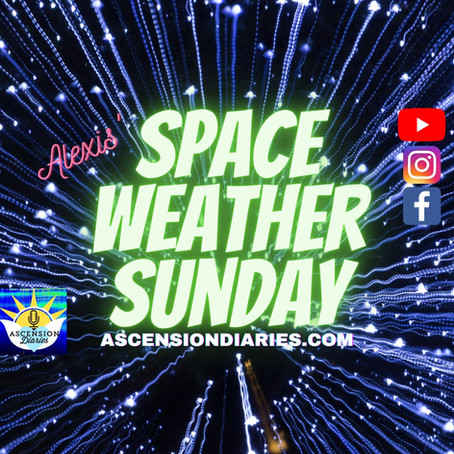 Space Weather Sunday Report 9.26.21