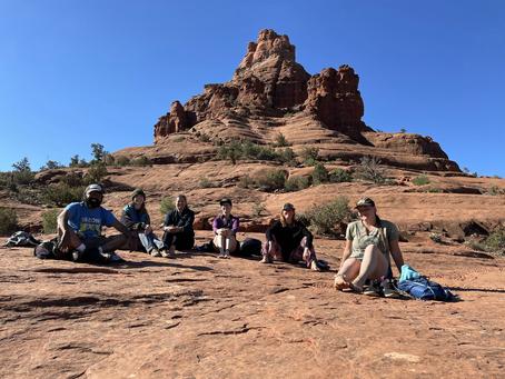 Sedona Vortex Meetup: Bell Rock (Day 1)