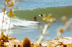 Pichilemu surf yogacamp travel Chile