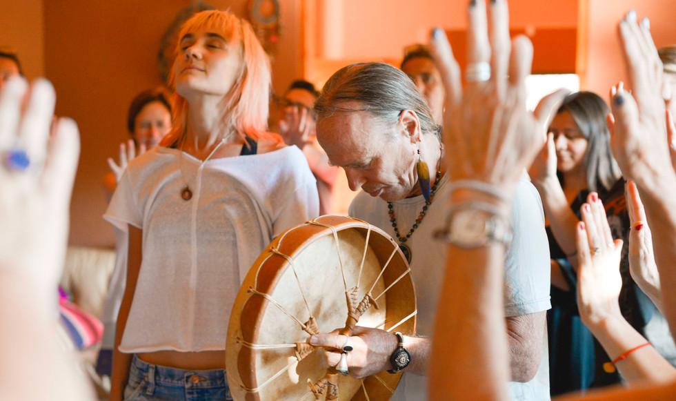 Drumm healing