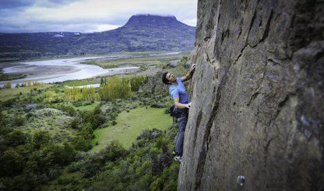 rock climbing yoga retreat