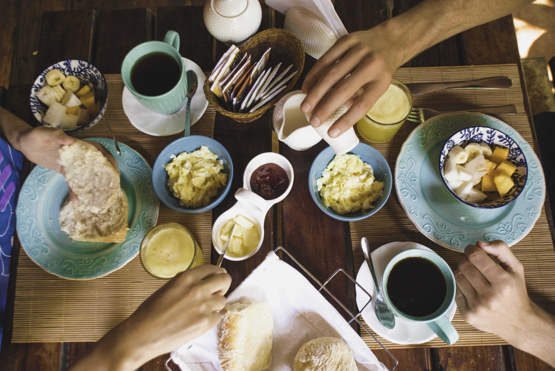 la maison breakfast