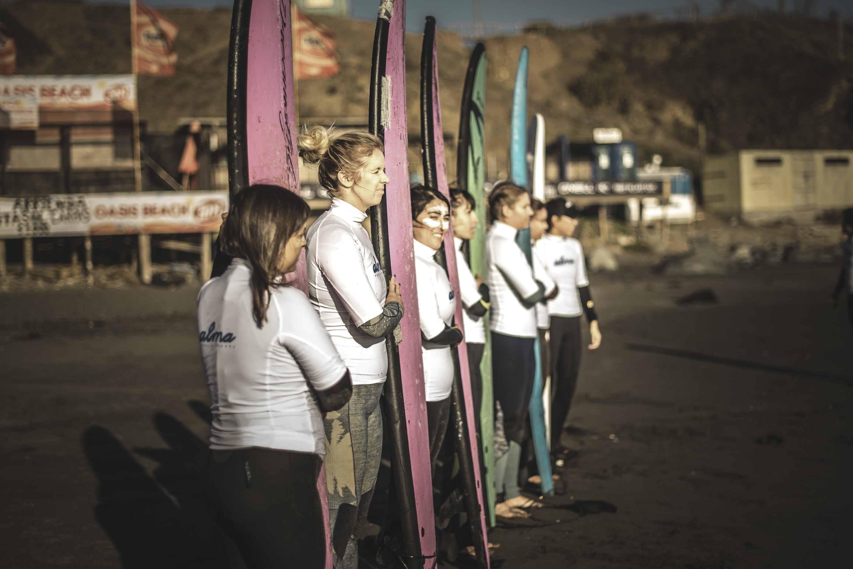 surf chile yoga retreat