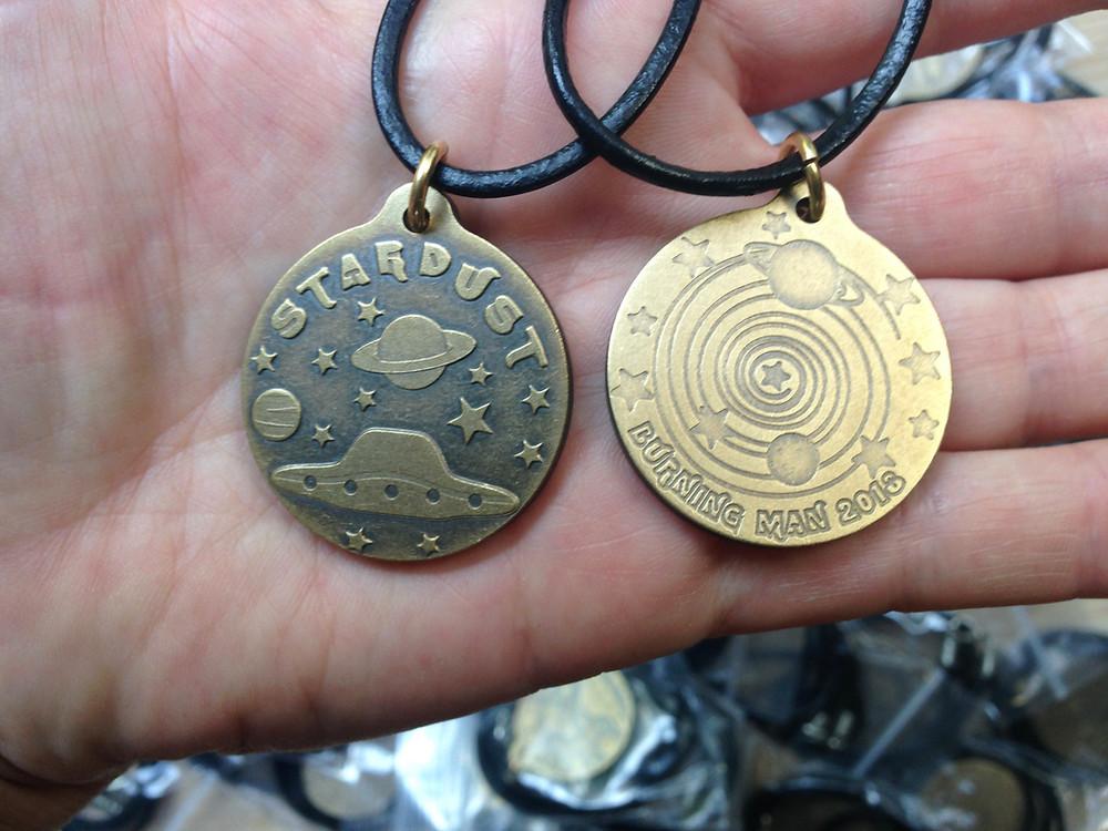 Stardust Medallion