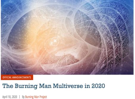 Burning Man 2020/Multiverse