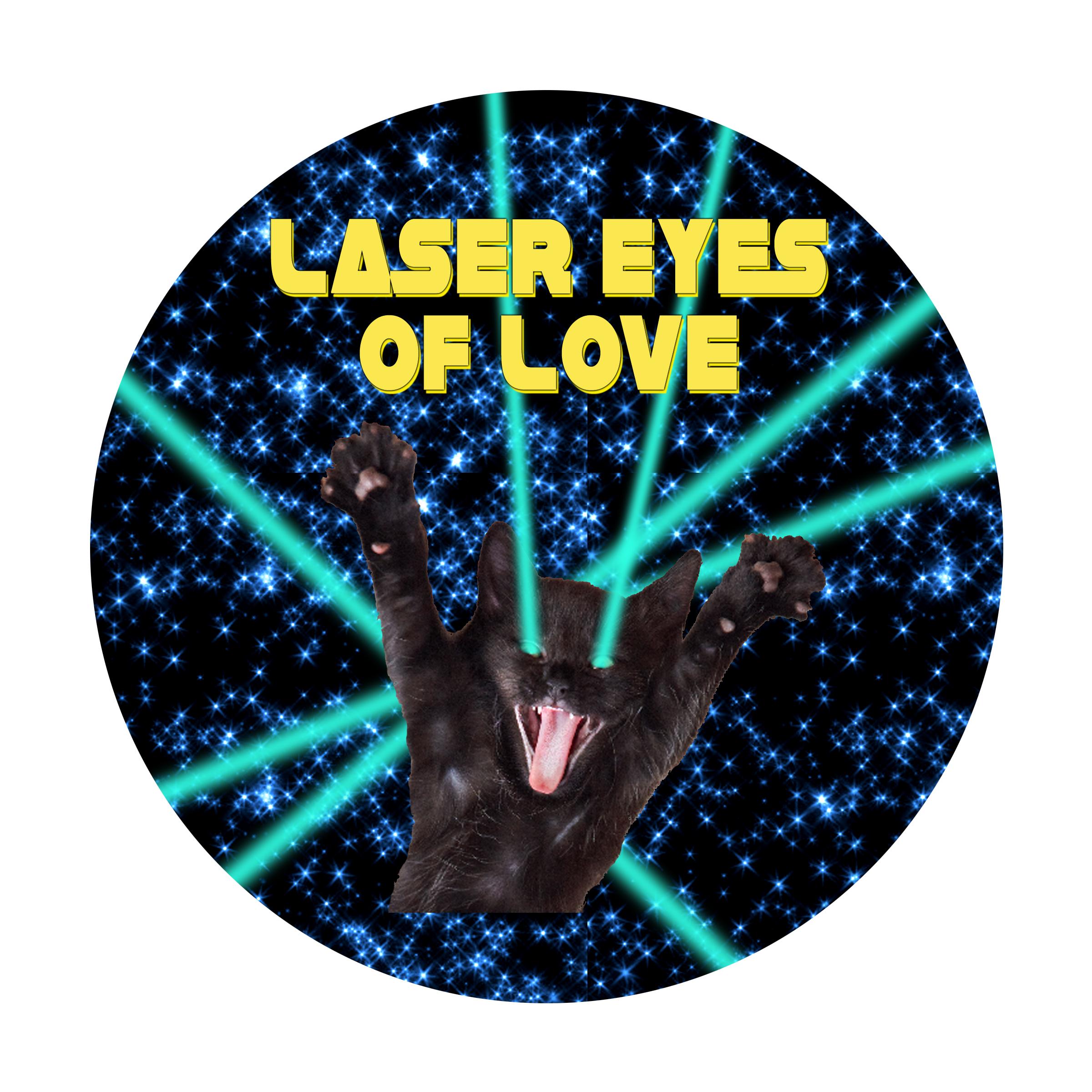 Laser-Eyes-Kitten-Round