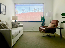 Therapy Room Interior Window