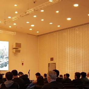 MIT Media Lab Symposium December 2019 Robotics, A.I., Blockchain - Lunar Industrial Initiative 2021.
