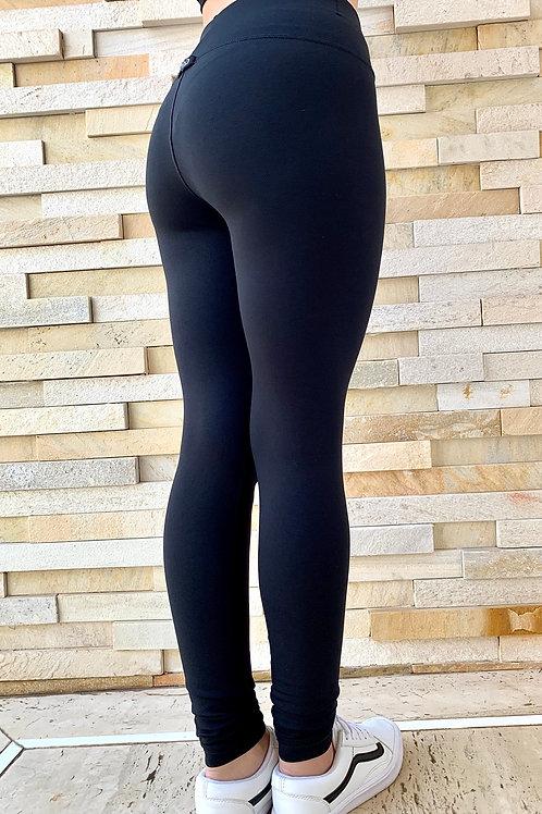 Calça Legging cos largo