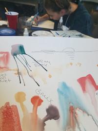 Watercolor Cheat Sheet