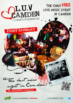 Weekly Events and Flyer Advertising