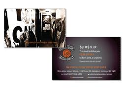 Loyalty VIP Cards