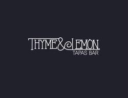 Thyme & Lemon