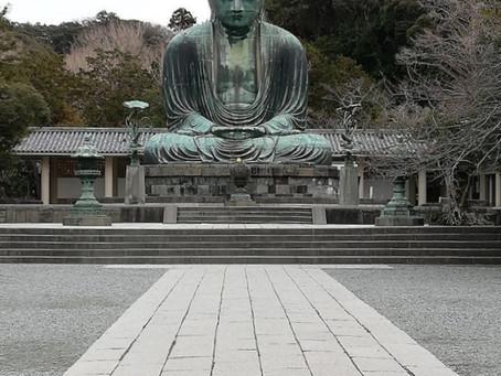 鎌倉大仏に参拝したら、誰もいなかった!
