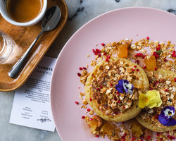 Crumpets Special