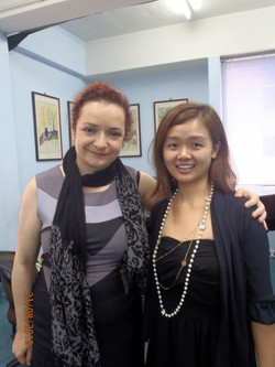 Masterclass with Lisa Smirnova