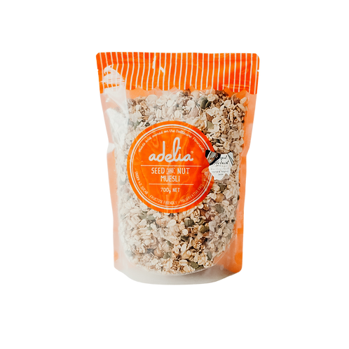 Adelia Seed & Nut Muesli 700g