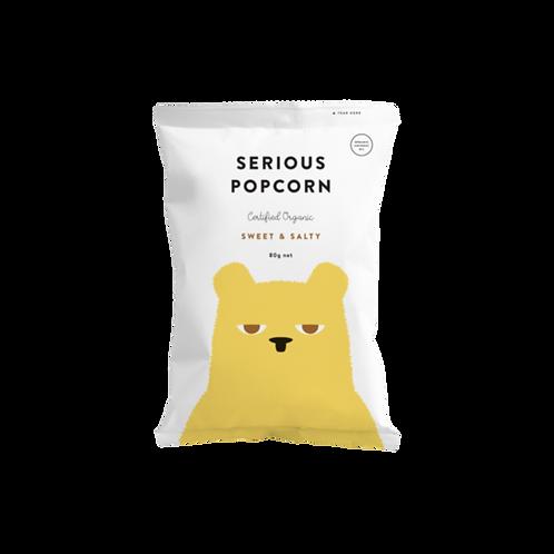 Serious Popcorn (Sweet & Salty) 80g