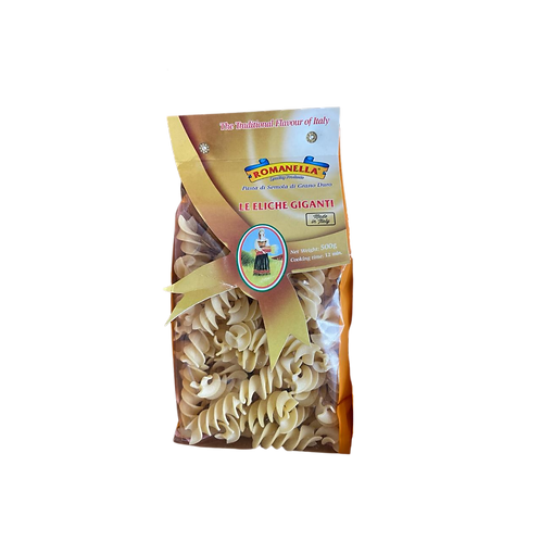 Romanella Le Eliche Giganti Pasta 500g