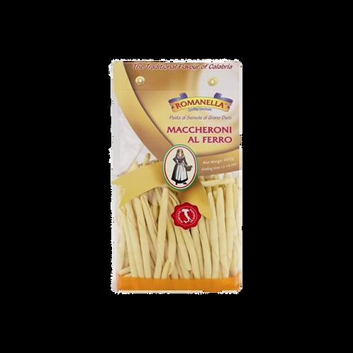 Romanella Maccheroni Al Ferro Pasta 500g