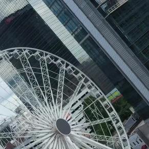 [여행지/조지아 Atlanta/관람차] Skyview Atlanta