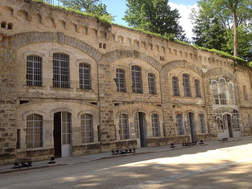Dominique Moyse - Fort de Condé