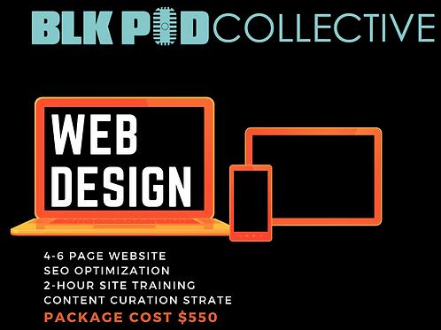 BLK Pod Collective Design