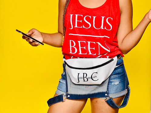Jesus Been Cool Fanny Pack