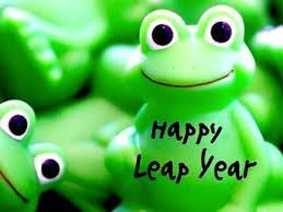 Happy Leap Year!
