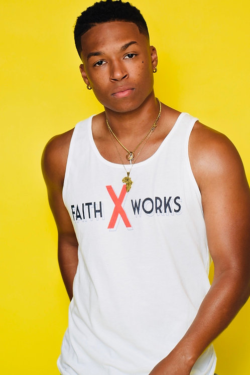 Faith Without Works Tank Top