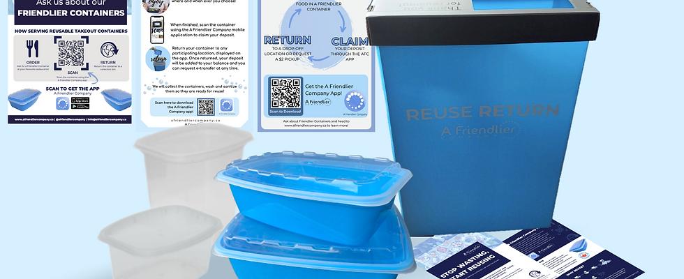Reusable Container Custom Starter Pack