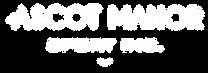 Ascot Manor Sport Logo Treatment_White-0