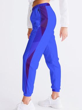 Horizon-X Blue Court Track Pants