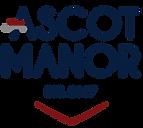 Ascot Manor Logo Treatment_Secondary_Ful
