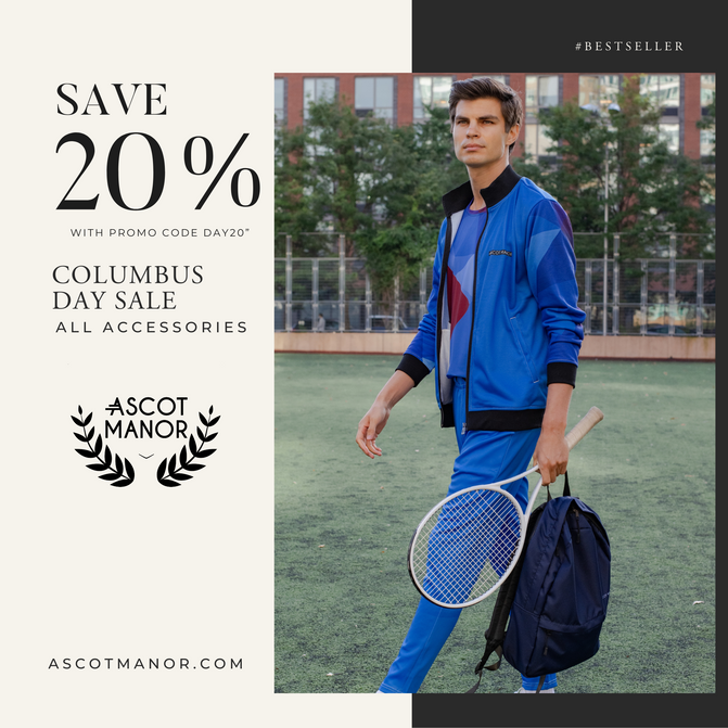 COLUMBUS DAY WEEKEND SALE