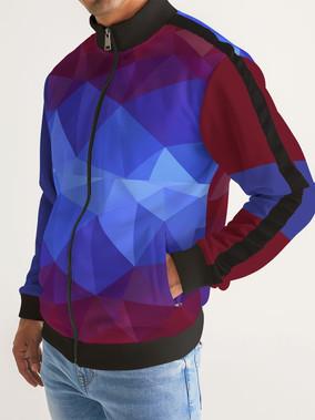 Horizon-X Matrix Stripe Sleeve Jacket