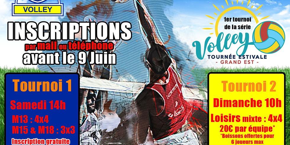 Tournoi Green SAS Volley