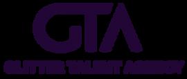 Glitter Talent Agency Logo