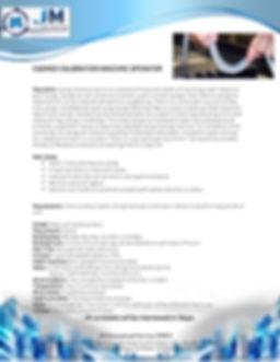 CASINGS CALIBRATION MACHINE OPERATOR_Pol