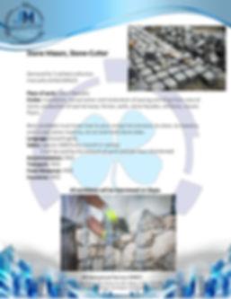 Stone Mason - Stone Cutter_Czech Republi