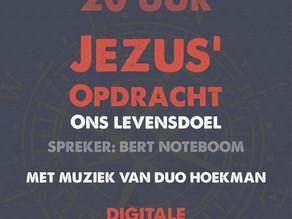 Nieuwe Actie: Digitale Mannenavond!