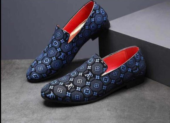 LOUIS VUITTON MOCASSINS