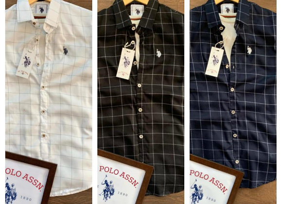 U.S. POLO ASSN. SHIRTS
