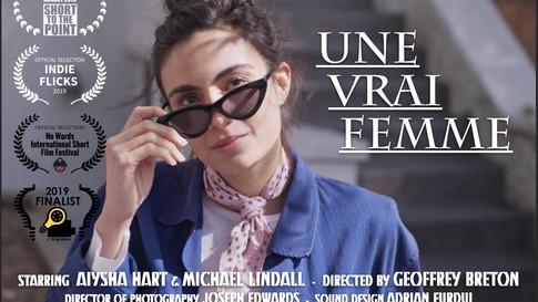 'UNE VRAI FEMME' (2019)