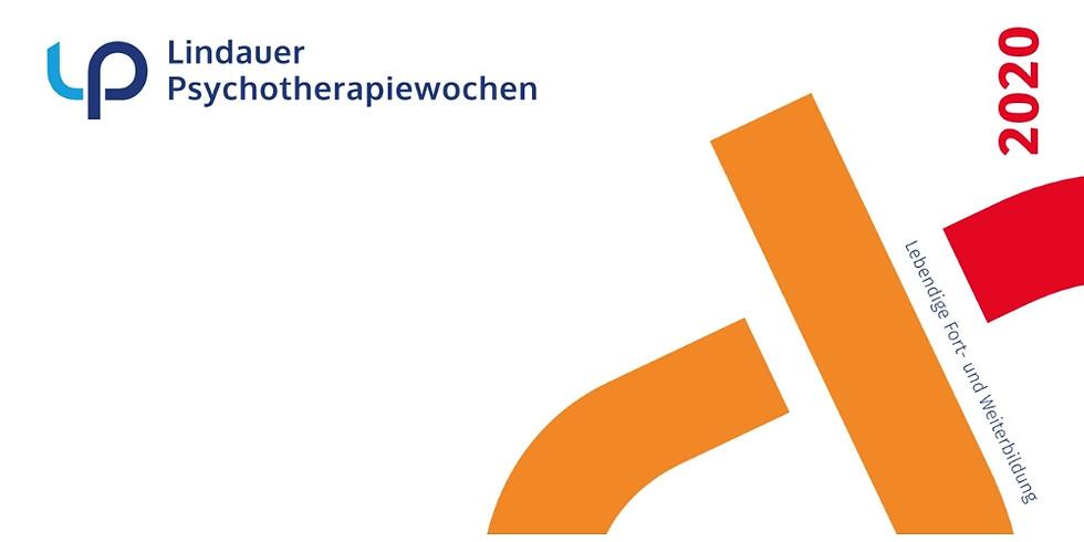 - ABGESAGT! - Lindauer Psychotherapiewochen 2020