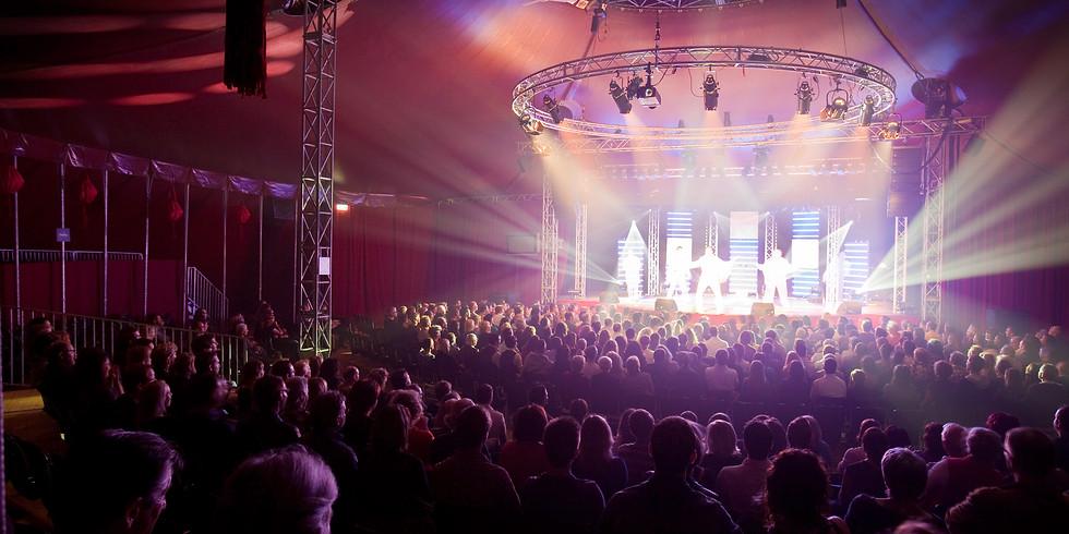 DAS ZELT Gala 2020 - mit STARS on STAGE
