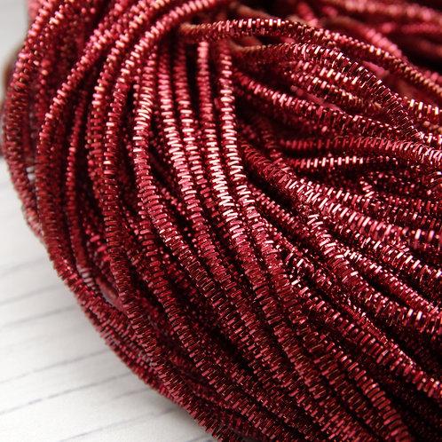 ТК013НН1 Трунцал, цвет: бургунди, размер: 1,5 мм, 5 грамм