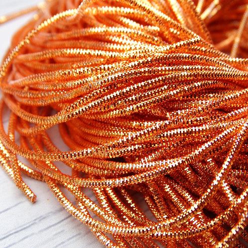 ТК025НН1 Трунцал, цвет: оранжевый, размер: 1,5 мм, 5 грамм