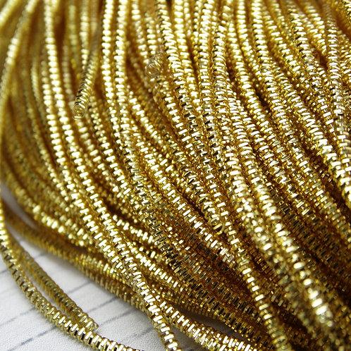 ТК006НН1 Трунцал, цвет: золото, размер: 1,3 мм, 5 грамм