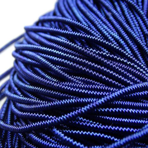 """ТЗ017НН1 Трунцал фигурный """"зигзаг"""", цвет: синий, размер: 1,5 мм, 5 грамм"""